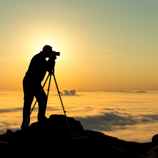 Photographer Sunrise
